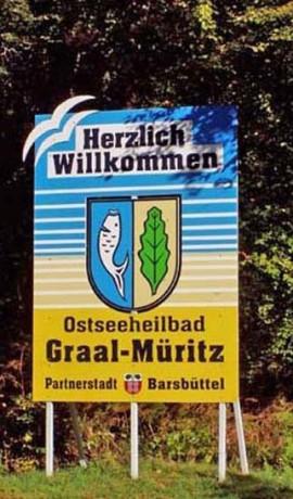 Ostseeheilbad, Graal-Müritz, Mecklenburg-Vorpommern